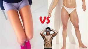 Do Squats Make Your Legs Smaller Or Bigger