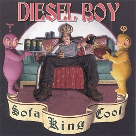 Sofa King Cool by Diesel Boy Sofa King Cool