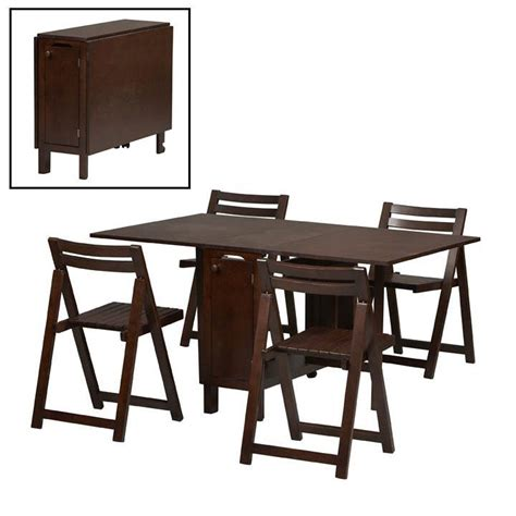 space saving table and chairs superb space saving dining sets 4 space saver table and