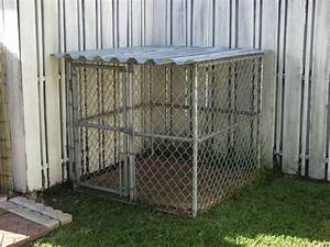 Dog kennel with roof and floor in general classified forum for Dog kennel with roof and floor