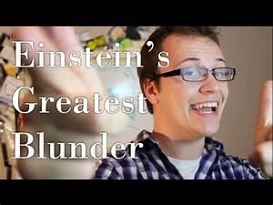 Einstein's Greatest Blunder - YouTube