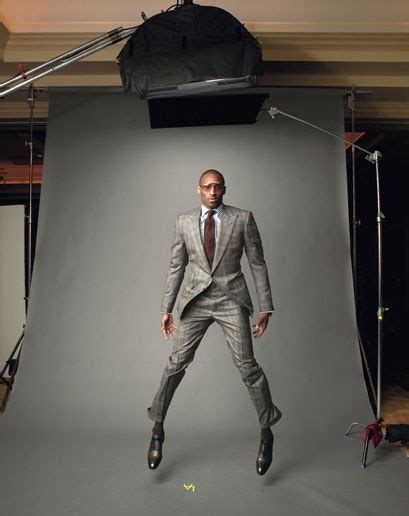 kobe bryant finishes  great year  modeling  gq