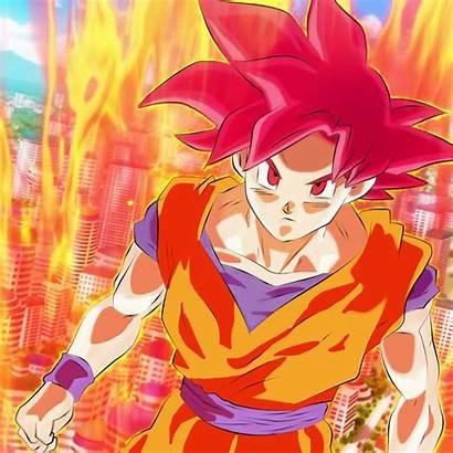 Goku Dragon Ball Super Saiyan Angry Anime