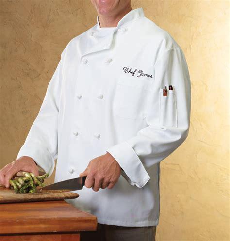 personalized chef jacket chef uniform custom chef