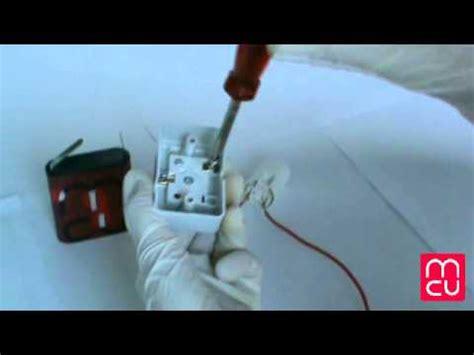 circuito el 233 ctrico casero youtube