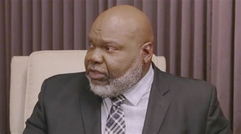 bishop t d jakes mediates on braxton family values