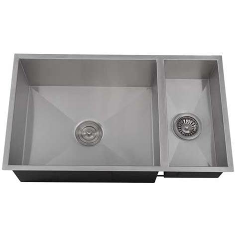 Where Are Ticor Sinks Manufactured by Ticor S6502 Undermount Stainless Square Kitchen Sink