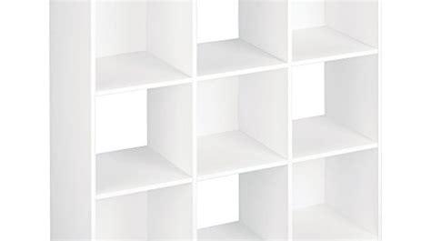 Closetmaid 421 Cubeicals 9-cube Organizer, White
