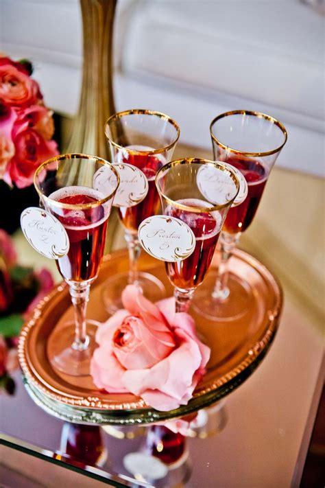 Wedding Decor Inspiration: Rose Gold Wedding Ideas