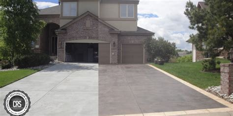 drive way options what are my options for my deteriorated and spalling driveway concrete restoration systems