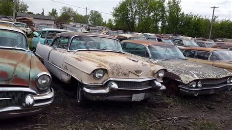 200 Classic Car Collection Liquidation! See At