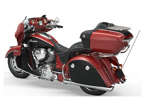Indian Roadmaster 2019 by 2019 Indian Roadmaster 174 Icon Series Ruby Smoke Thunder