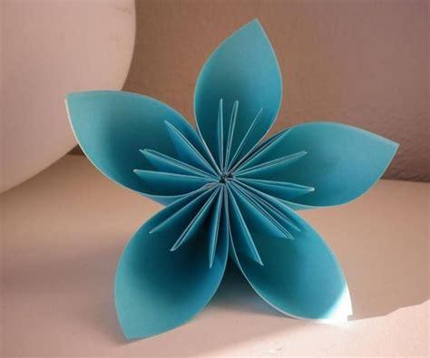cuisine cocotte minute comment faire une fleur à 5 pétales en origami 9 é