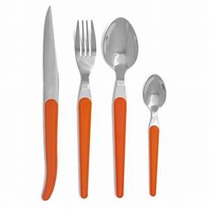 Couvert De Table Design : m nag re laguiole evolution cuir couverts de table tb ~ Teatrodelosmanantiales.com Idées de Décoration