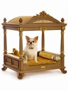hand made dog bedsluxury raised wooden dog bed medium With upscale dog beds