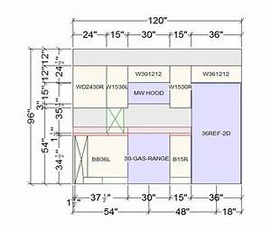 Standard Dimension Of Kitchen Cabinets Home Design and