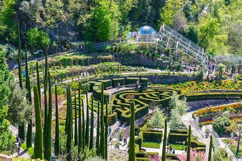 Trauttmansdorff Botanische Gärten Meran  Urlaub In Südtirol