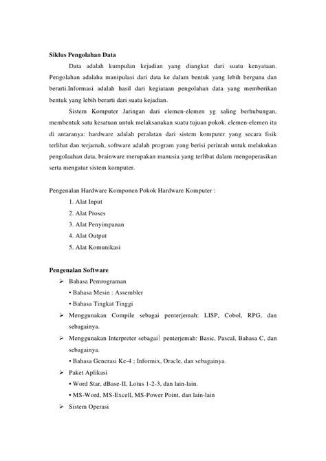 jurnal mahasiswa -- hubungan pengetahuan dasar komputer