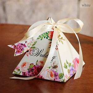 Bohemian floral wedding candy favor boxes ewfb141 as low for Favor boxes for wedding