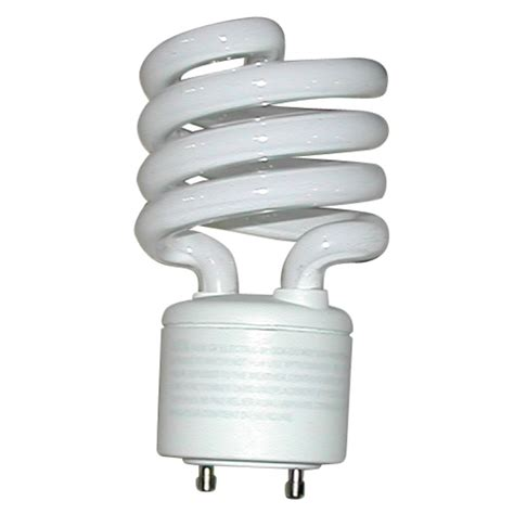 18watt Gu24 Compact Fluorescent Light Bulb  S8205
