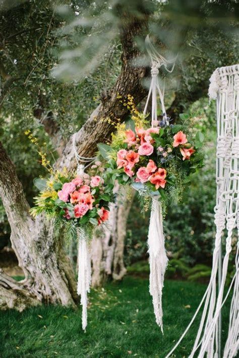 Blumen Hochzeit Dekorationsideenmodern Wedding Decoration Ideas Wedding by An Outdoor Wedding Try These Gorgeous Hanging