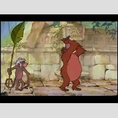 Dschungelbuch King Louie  Ich Wär So Gern Wie Du Wmv