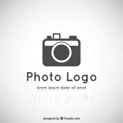 photography camera logo vector
