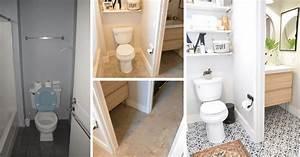 cette blogueuse relooke sa salle de bain avec du carrelage With carrelage adhesif salle de bain avec led ruban plafond