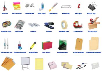 Office Supplies Used by Office Supplies Archives West School