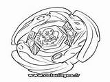 Beyblade Coloring Metal Fusion Colouring Pokemon Coloriage Fury Printable Sheets sketch template