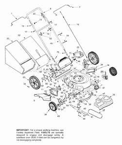 Yard Man 12a-565i701 Parts List And Diagram