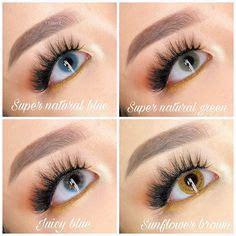 ttdeye sunflower brown colored contact lenses lenses