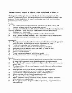 chaplain resume cover letter best of resume spiritual With chaplain resume