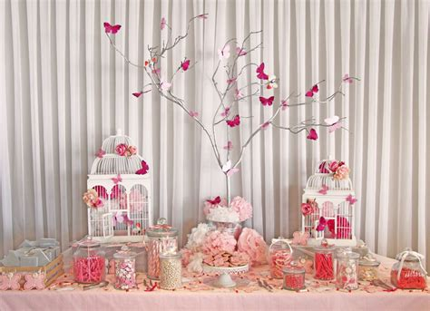 baby shower fille des idees de buffets de princesses