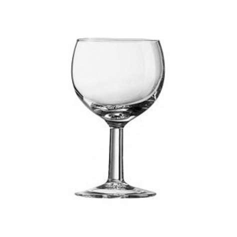 bicchieri ballon calice bianco ballon cl 12 ipib forniture alberghiere