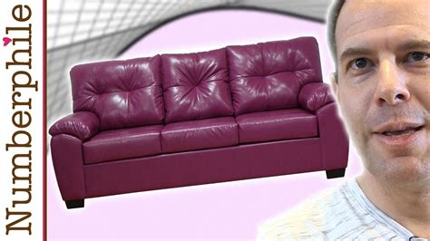 Sofa Moving by The Moving Sofa Problem Numberphile