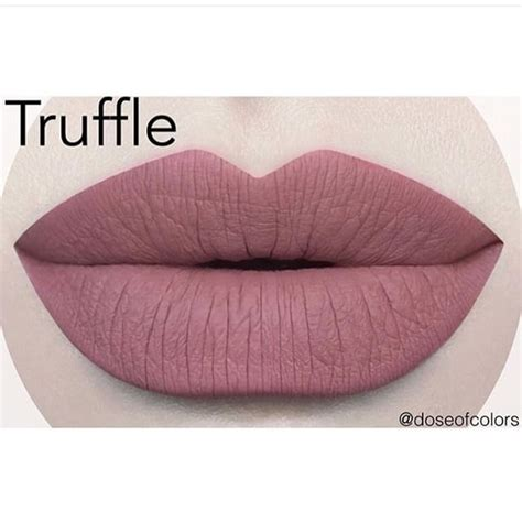 truffle color dose of colors truffle liquid lipstick coming out august