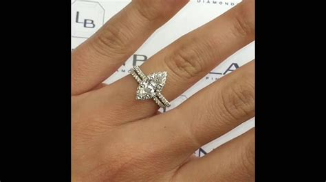 one carat engagement ring 1 carat marquise cut engagement ring