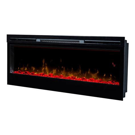 dimplex  prism electric fireplace wall mount blf