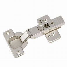 Richelieu Hardware Nickelplated 120degree Frameless