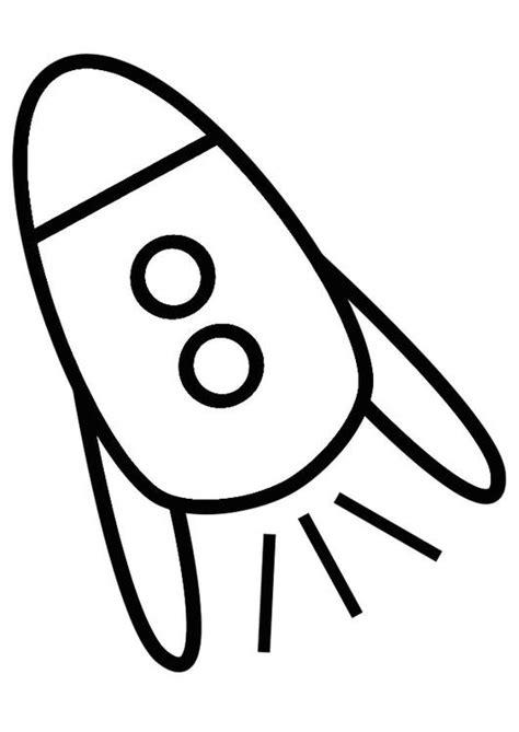 Kleurplaat Raket by Kleurplaat Raket Afb 19251