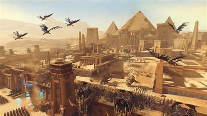 Kings Tomb Warhammer War Total Rise Ii