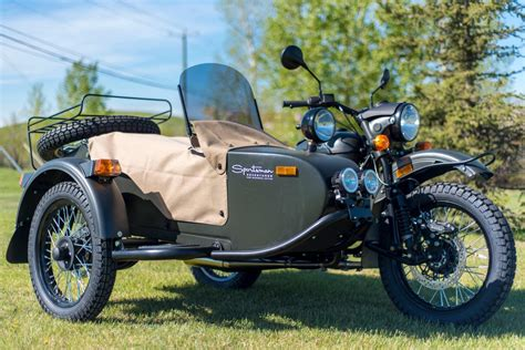 Gear Up Image by 2017 Ural Gear Up Sportsman Sold