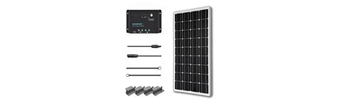 Amazon.com : Renogy 100 Watts 12 Volts Monocrystalline
