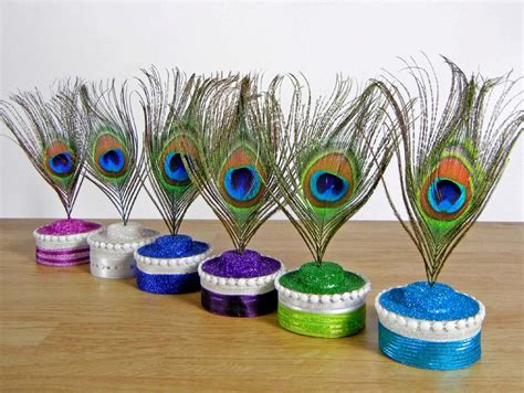 Peacock Decorations For Home: Peacock Wedding Decoration Ideas: Extravagant And Unique