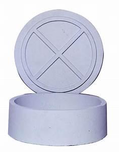Couvercle Fosse Septique Plastique : couvercle de regard rond ~ Dailycaller-alerts.com Idées de Décoration