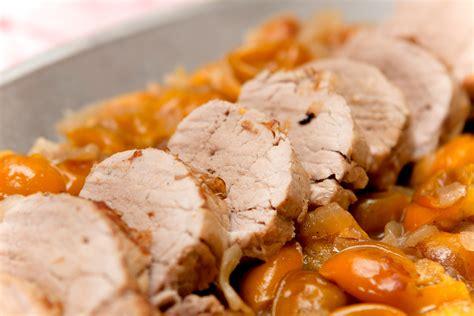 comment cuisiner un filet mignon de porc en cocotte filet mignon de porc aux mirabelles l 39 effet chocolat