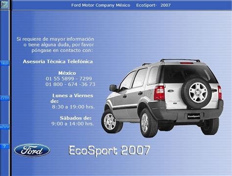 manuales de mecanica automotriz by autorepair soft manual de reparacion ford ecosport 2007
