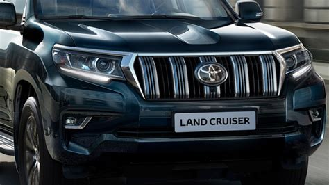 toyota land cruiser prado introducing youtube