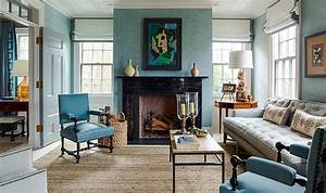 8 top interior designers share their favorite blue paint With kitchen colors with white cabinets with sea turtle metal wall art